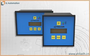 TRICOR CLASSIC系列 / TCE 8000科氏力流量计-面板安装